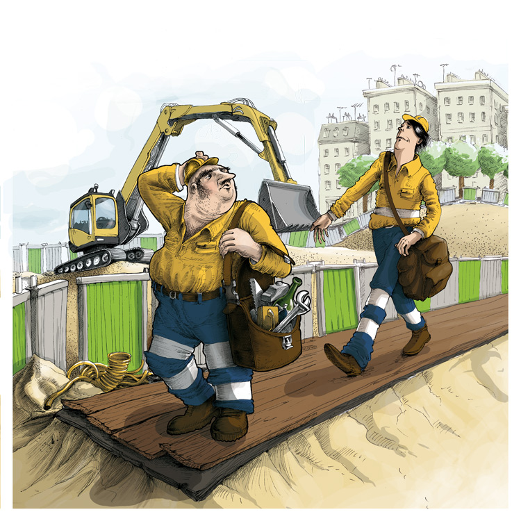 défilé-de-chantier