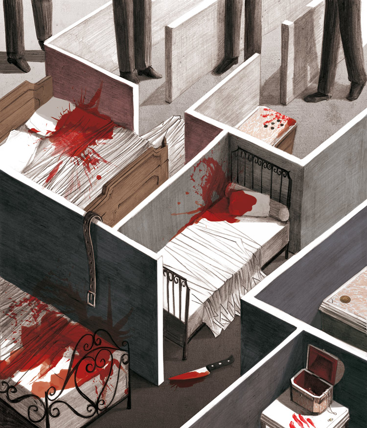 La Peau d'un condamné à mort